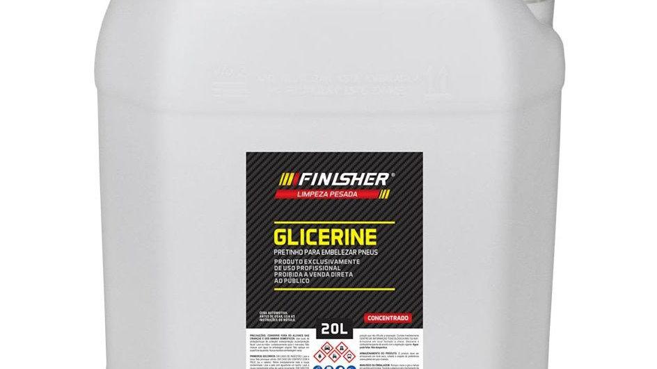 FINISHER® LP - GLICERINE - GALAO 20 LITROS