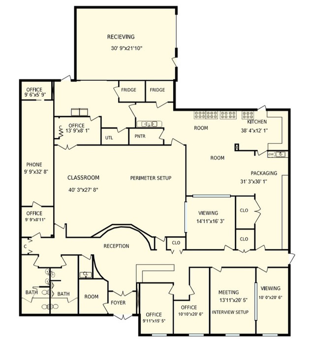 Blending Views Floor Plan