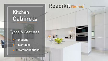 Kitchen Cabinets Overview
