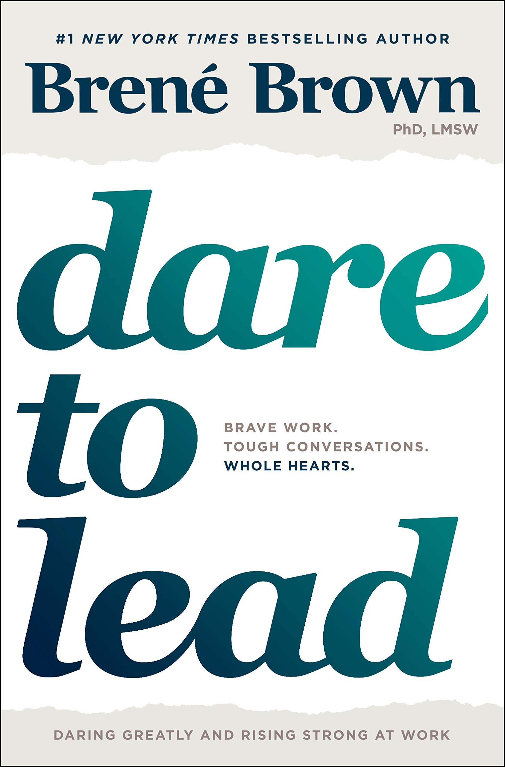 """Dare to Lead"""