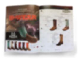 Nocona Boots footwear catologue