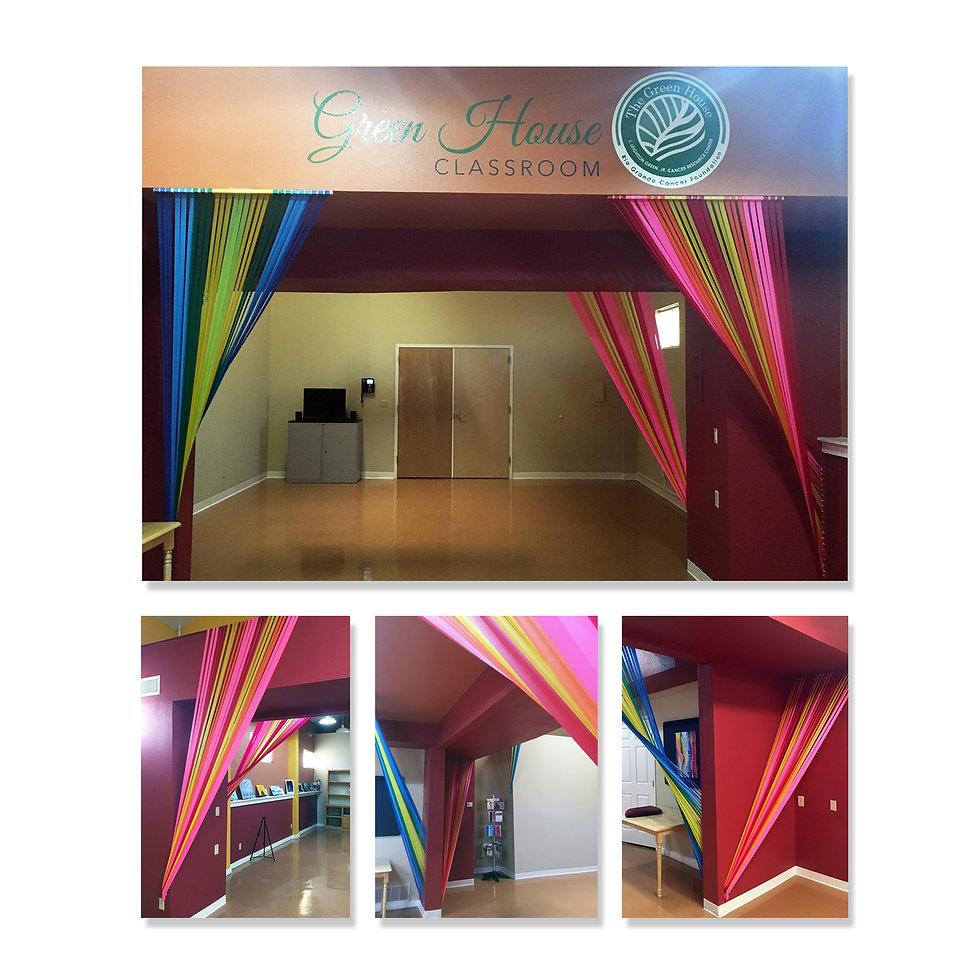 Rio Grande Cancer Foundation Green House Classroom