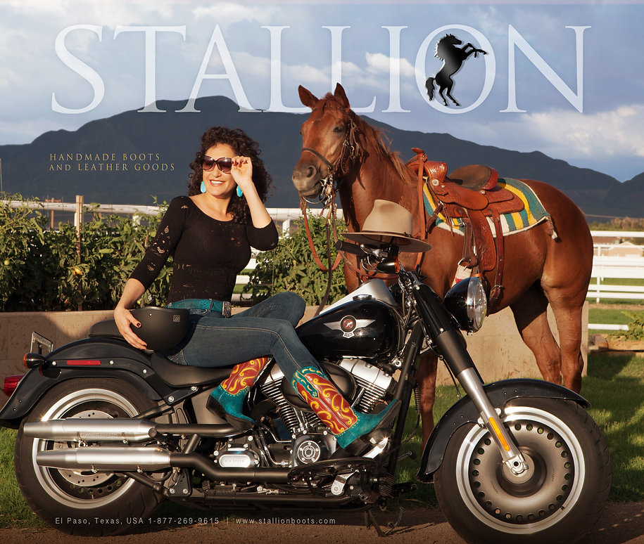 Stallion Boots handmade boots and leather goods