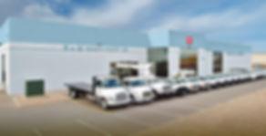 B&M Machinery facilities in El Paso, TX