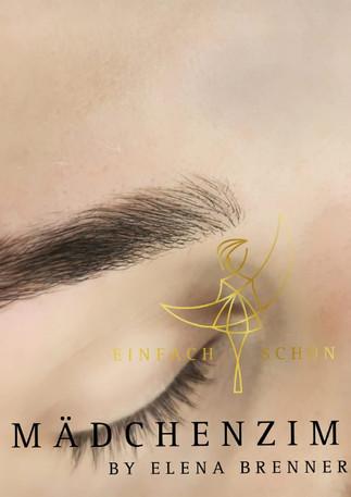 Augenbrauenstyling