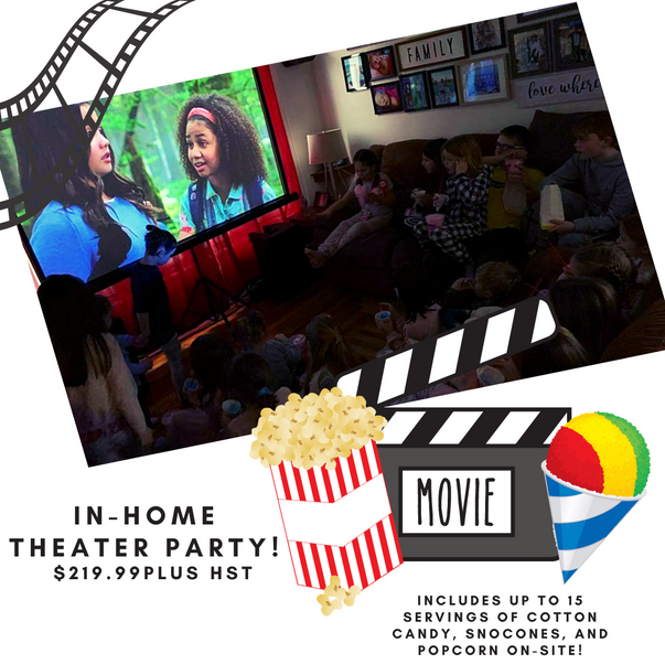 Theater Parties!