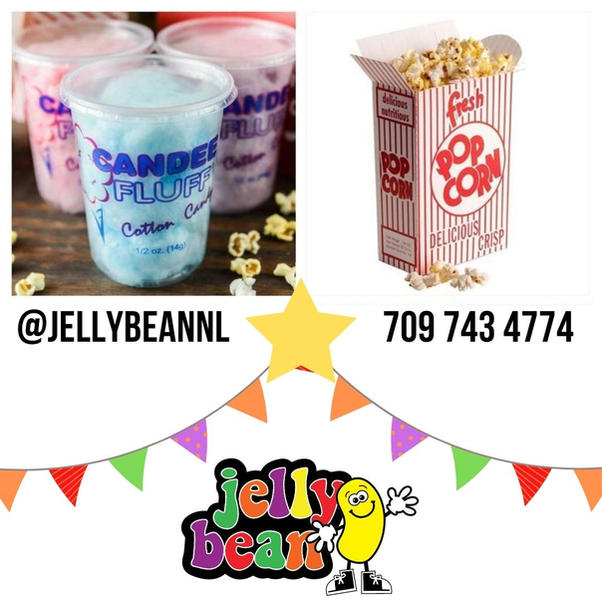 Popcorn, Cotton Candy, and Sno Cones!