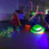 UV Dance Party