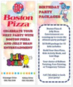 Boston Pizza Party