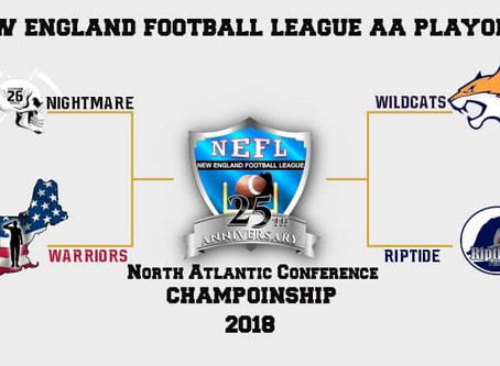 NEFL PLAYOFF PICTURE