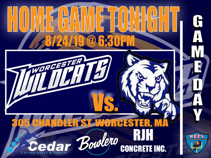 WILDCATS HOME GAME #2
