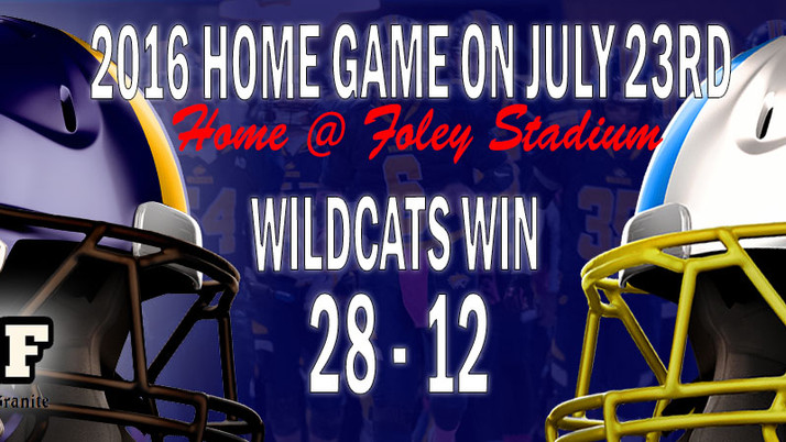 Wildcats win over the Hartford Colts