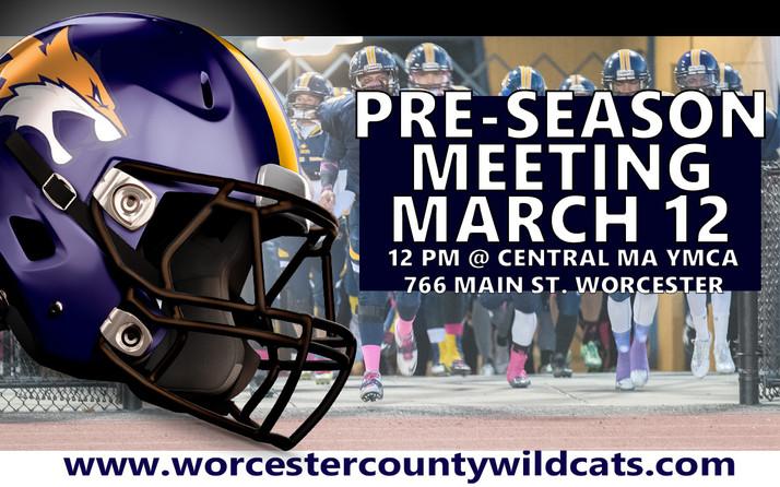 2016 Wildcats Team Meeting