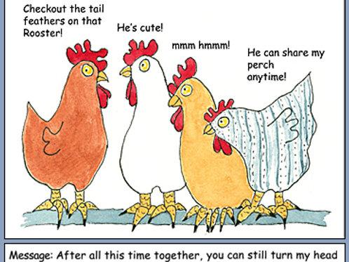 Chicken  Love/Anniversary
