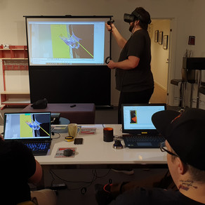 DALFORM INVESTED IN ROBOTSTUDIO AND VR TRAINING BY DISTANCE