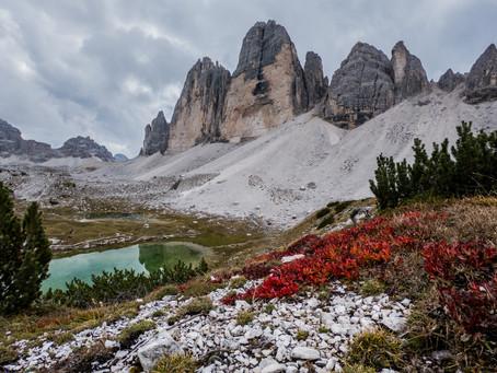 Top 20 Best hikes in Europe - Tre Cime di Lavaredo, Dolomites, Italy