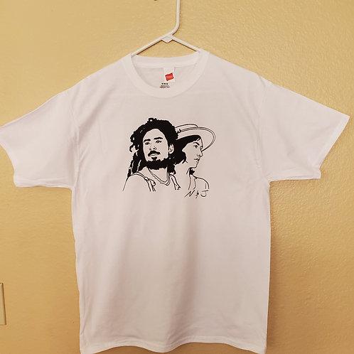 T-Shirt White N&J
