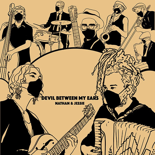 CD: Devil Between My Ears