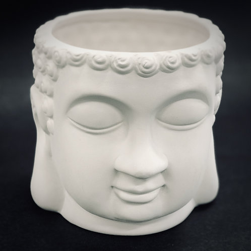 "5"" Buddha Planter"