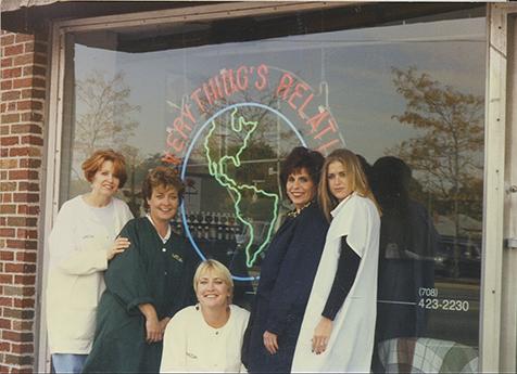 The original ER team