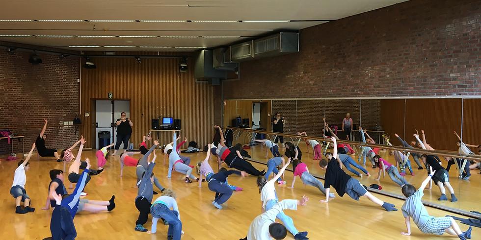 Formations Danse Hip Hop CRIA - Jeunesse Musicales & FFA