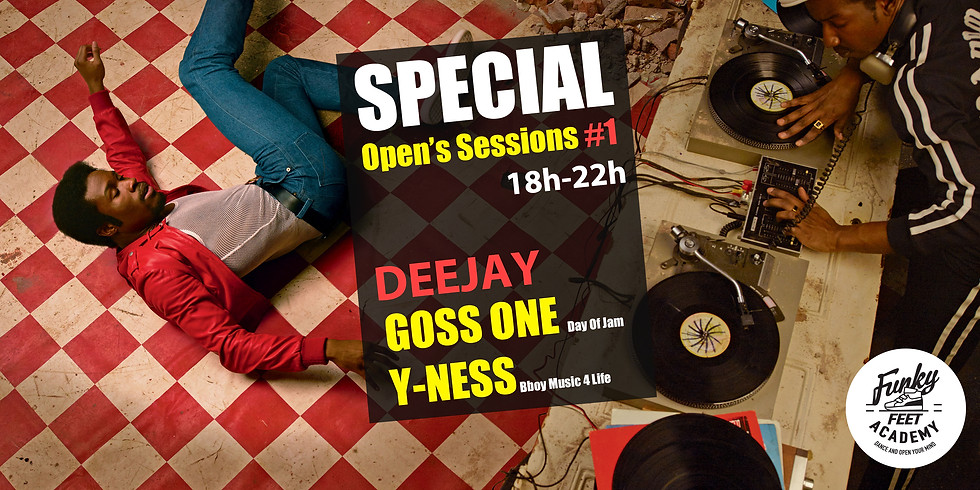Special OPEN SESSION #1
