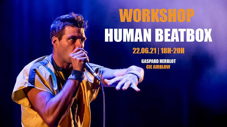 Workshop Human BeatBox | Hip Hop Culture