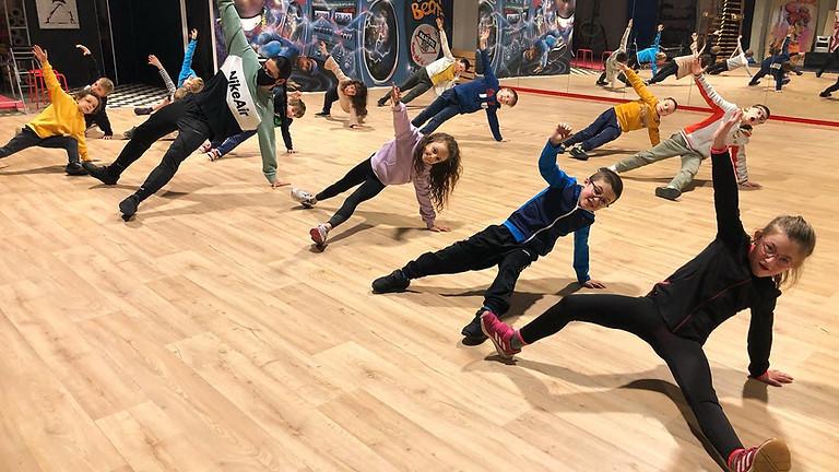 Stage d'été | Danse - Art - Sport