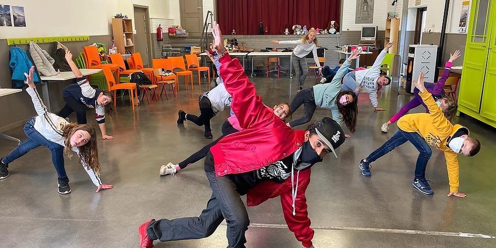 Projet Hip Hop Floreffe | Spectacle M.I.K & Restitution Spectacle 6e Primaire