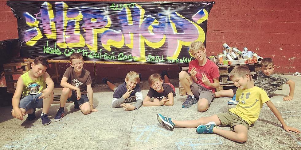 Stage Dessin-Graffiti