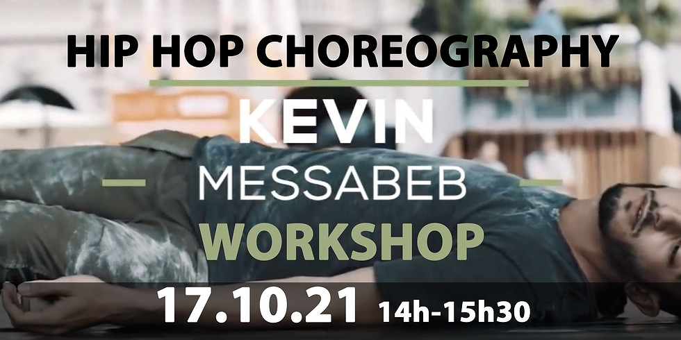 Hiphop Choerography / Kevin Messabeb   Workshop #2