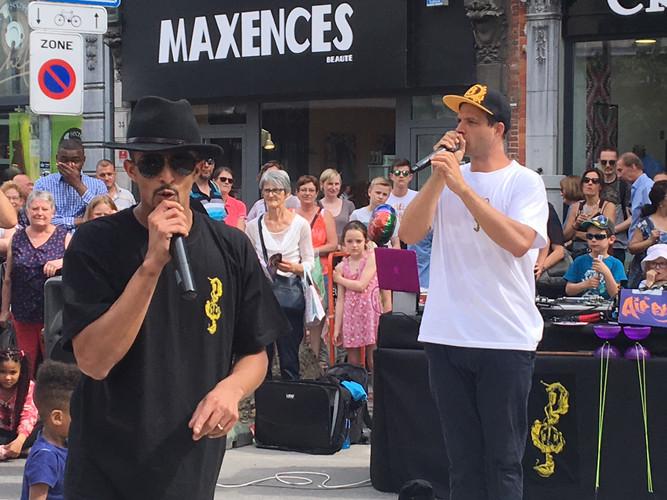 Musicality is the Key Namur en Mai