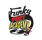 Logo Funky Feet Academy A2 feet rouge.pn