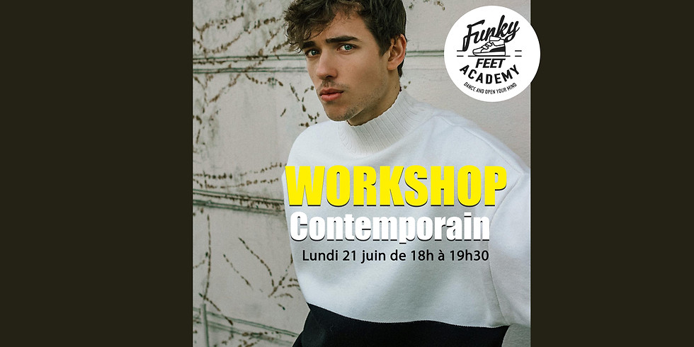 Workshop Contemporain avec Lucca Berlo