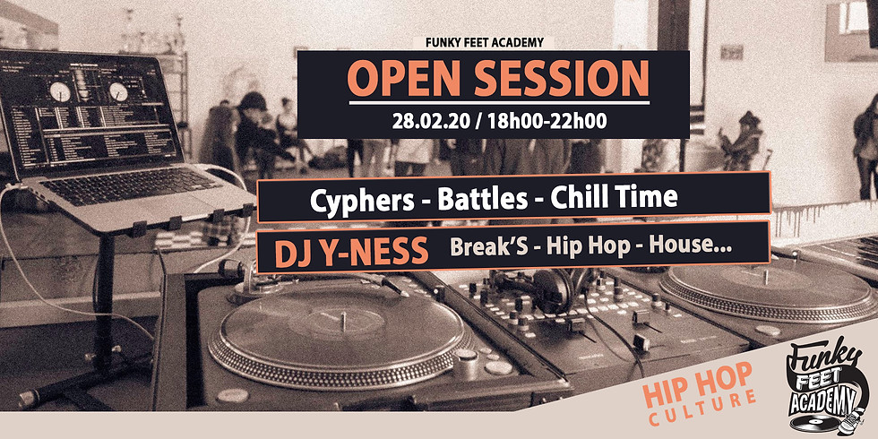 FFA presents: Special Open Session