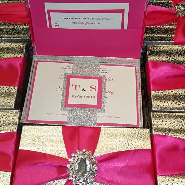 Box Invitation