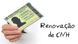 Renovação CNH