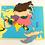 Thumbnail: Carte de géographie : l'Asie