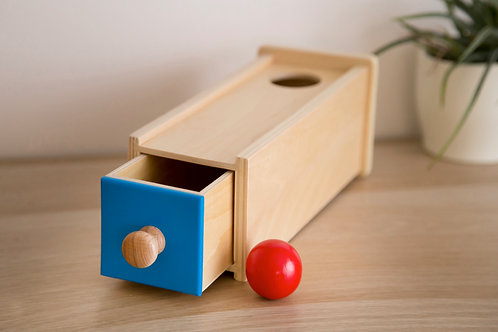 Boîte d'encastrement (Sphère) avec tiroir