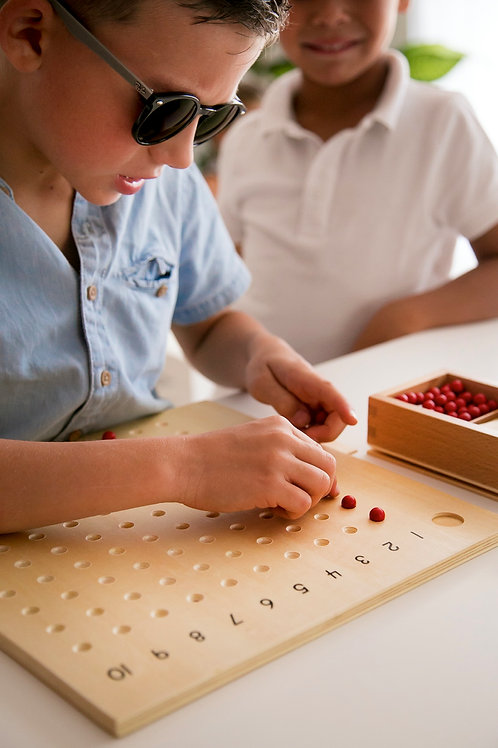 Table des multiplications