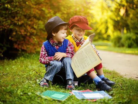 Les bienfaits de la lecture, point de vue de Maria Montessori