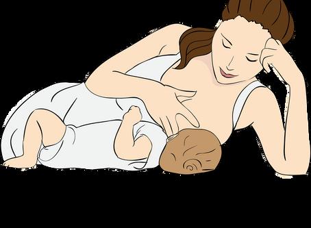 Le lait maternel : cet or blanc !