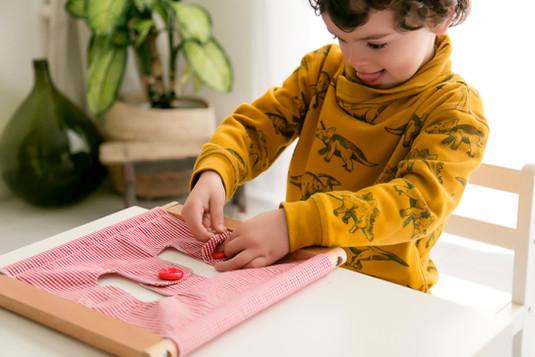 Matériel Pédagogique Montessori