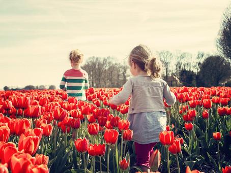 Les bienfaits de la nature sur vos enfants !