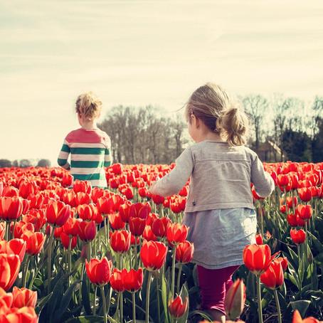Les bienfaits de la la nature sur vos enfants !