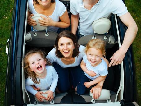 En voiture les enfants !  Comment allier confort et sécurité ?