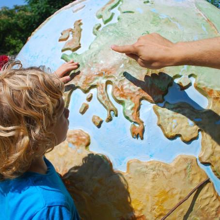 La géographie avec les voyages virtuels