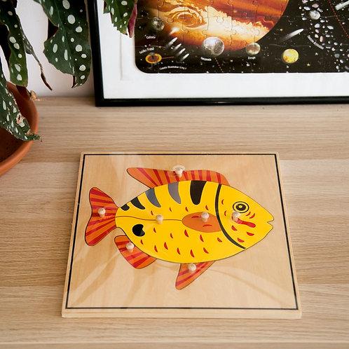 Puzzle du poisson
