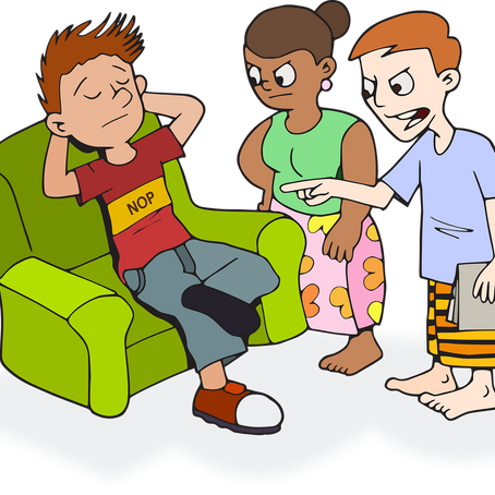 Continuité pédagogique : Le lâcher prise pour mieux vivre le confinement !