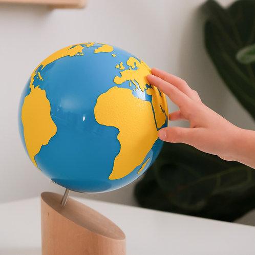 Globe rugueux